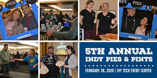 5th Annual Indy Pies & Pints