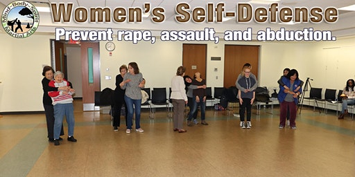 Women's Self-Defense Workshop - (Lindenhurst Memorial Library)