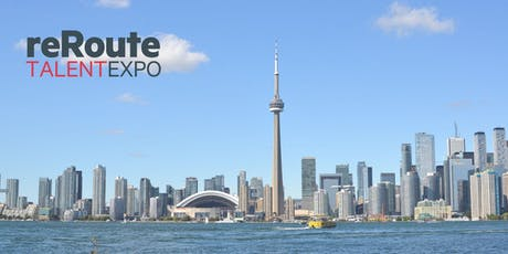 reRoute Talent Expo TORONTO FALL 2020 tickets