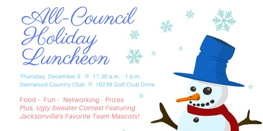 2019 JAX Chamber All-Council Holiday Luncheon