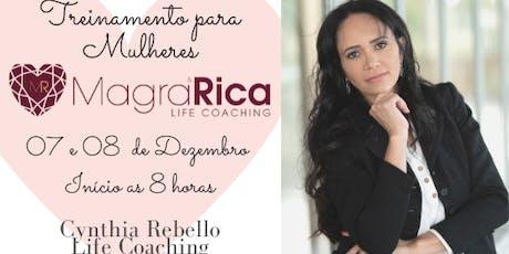Treinamento Magra e Rica ingressos