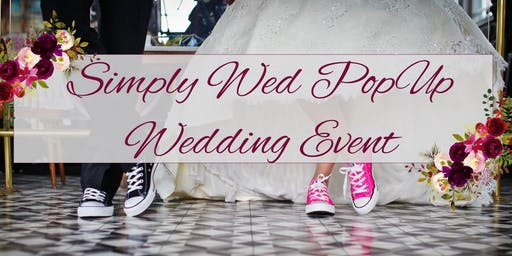 Circle of Love Pop-Up Wedding Event! A Simpler Way to Wed!