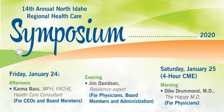 14th Annual North Idaho Regional Health Care Symposium tickets