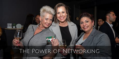 Business Networking   Referral Hubs   Build Relationships & Gain Referrals tickets