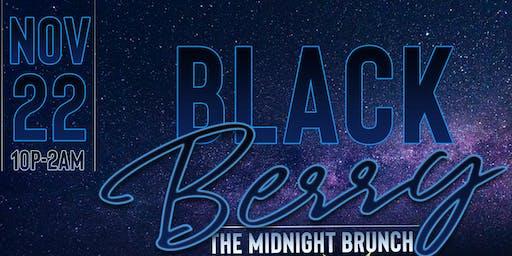 Blackberry The Midnight Brunch