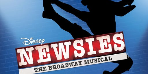 Middle School Musical Theatre Academy Presents Newsies, November 22-24