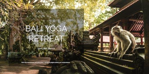 Bucket List Yoga Retreat: Bali Edition 2020 with Lidith Ramos