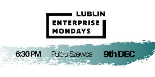 Lublin Enterprise Mondays #3