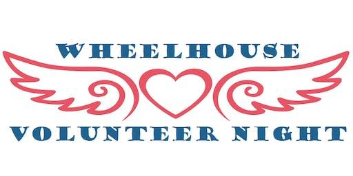November Volunteer Night