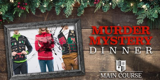 Christmas WHO DONE IT | Murder Mystery at 1626 Main Street, Columbia, SC