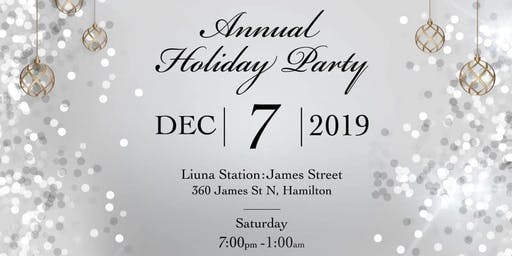 KW Complete Holiday Gala at Liuna Station