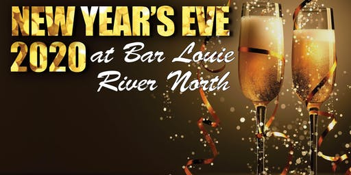 Bar Louie New Year's Eve  - All Inclusive Package