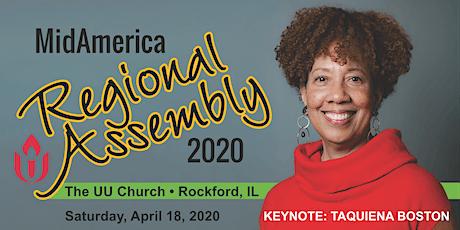 MidAmerica Regional Assembly 2020 tickets