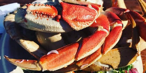 4th Annual All-You-Can-Eat Crab Feast!