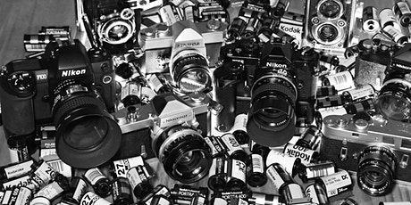 Shooting with Film Cameras: Everything You Need to Know with Gregg Cobarr – Santa Ana tickets