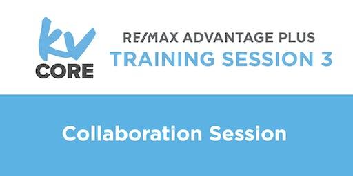 kvCORE Training 3: COLLABORATION SESSION