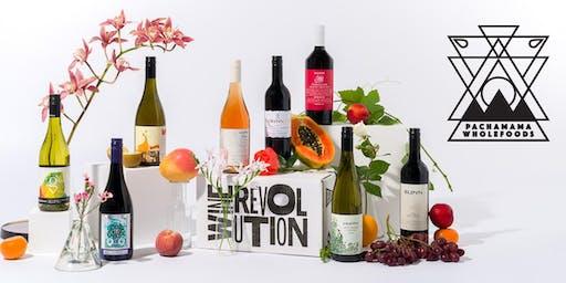 Organic Wine + Cheese Tasting with Pachamama Wholefoods & Wine Revolution