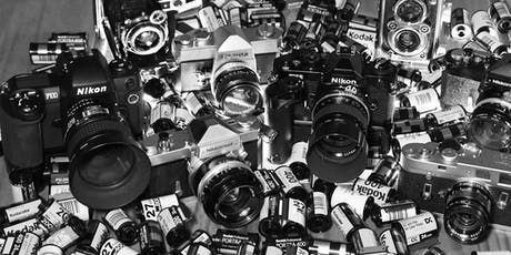 Shooting with Film Cameras: Everything You Need to Know with Gregg Cobarr – Culver City tickets