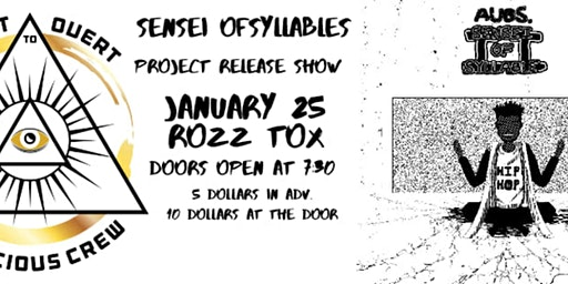 Sensei of Syllables: Project Release Concert