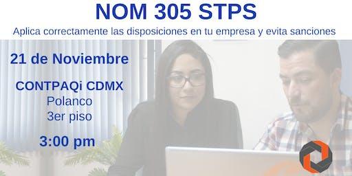NOM 305 STPS en Ciudad de México
