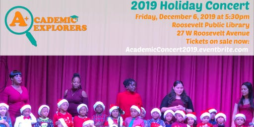 3rd Annual Holiday Concert
