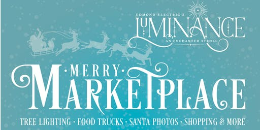 Luminance:  Merry Market Place