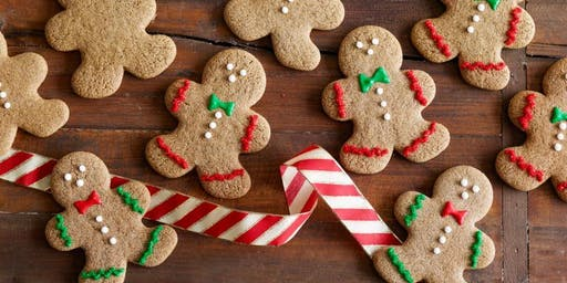 Toddler Time Presents: The Gingerbread Man