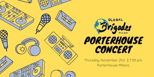GBB PorterHouse Concert