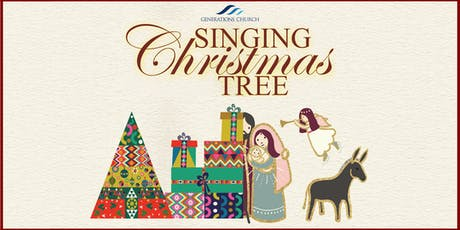 Nanaimo Singing Christmas Tree (NSCT) tickets