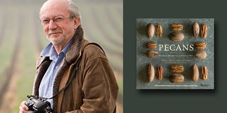 Robert Holmes - Pecans: Recipes & History of an American Nut tickets