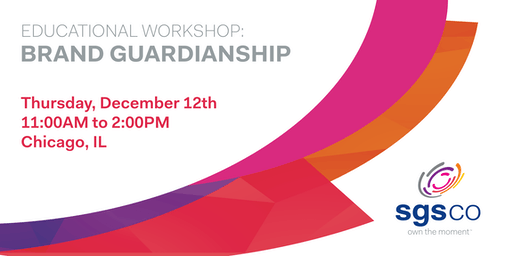 Brand Guardianship Educational Workshop