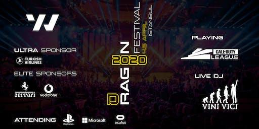 W D R A G O N // Gaming Festival