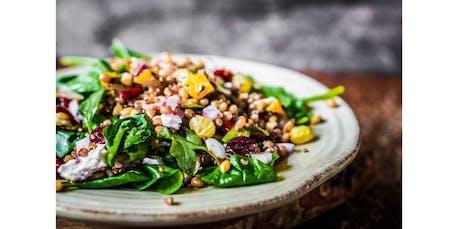 Winter Vegetarian: Chef Olive (Berkeley)  (2019-12-08 starts at 5:00 PM) tickets