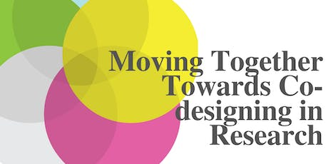 Moving Together Towards Co-designing in Research tickets