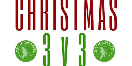 West Lothian Wolves Christmas 3v3 Tournament 2019 tickets