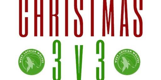 West Lothian Wolves Christmas 3v3 Tournament 2019