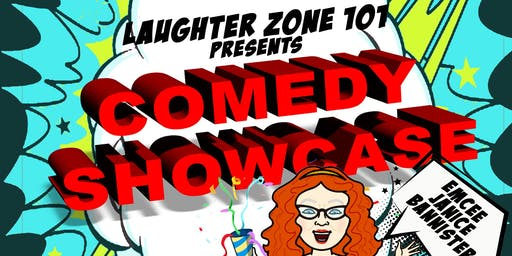 Laughter Zone 101 Comedy Showcase