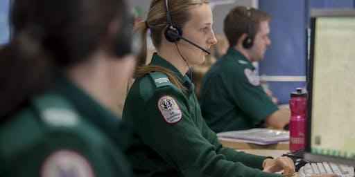 Information Session - Emergency Medical Dispatch Support Officer (SAAS)