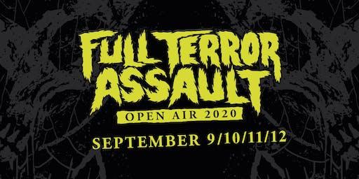 Full Terror Assault Open Air VI