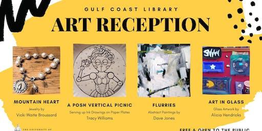 Fall Art Reception