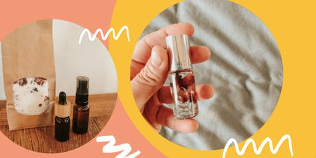 Make your own DIY Christmas gifts using essential oils WORKSHOP tickets