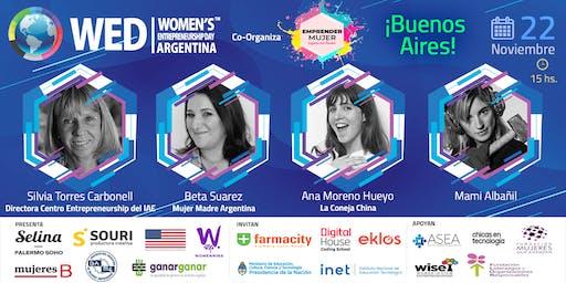 Buenos Aires: Día de la mujer emprendedora WED (Women's Entrepreneurship Day Argentina)