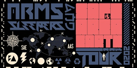 LPR Presents: Arms and Sleepers with il:lo, Drab tickets
