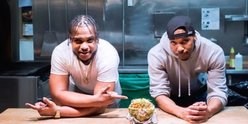 """Trap Kitchen """"Feed The World"""" Tour - Pineapple Bowls Eugene"""