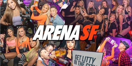 Arena SF Hip Hop Saturday Slaps