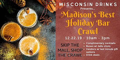 Madison's Best Holiday Bar Crawl