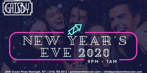 New Years Eve Roaring 20s at The Gatsby!