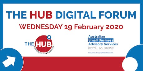 THE HUB DIGITAL FORUM tickets