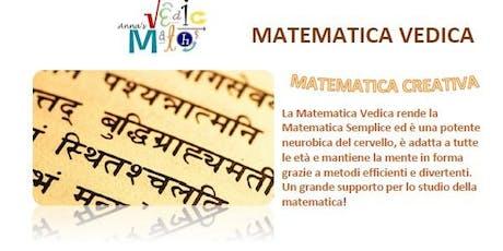 Laboratori e Workshop di Matematica Creativa biglietti