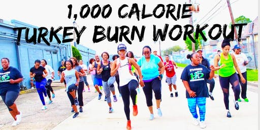 1,000 Calorie Turkey Burn Workout